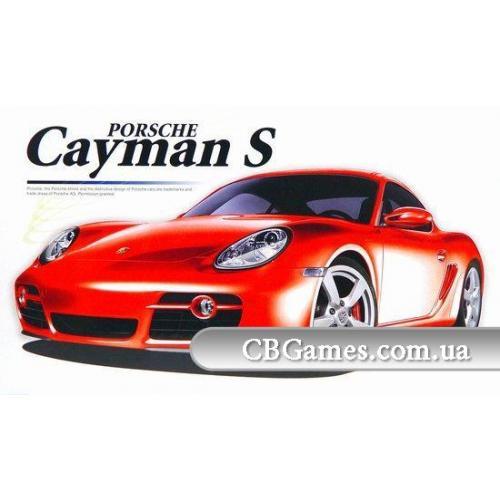 Автомобиль Porsche Cayman S (FU12281) Масштаб:  1:24