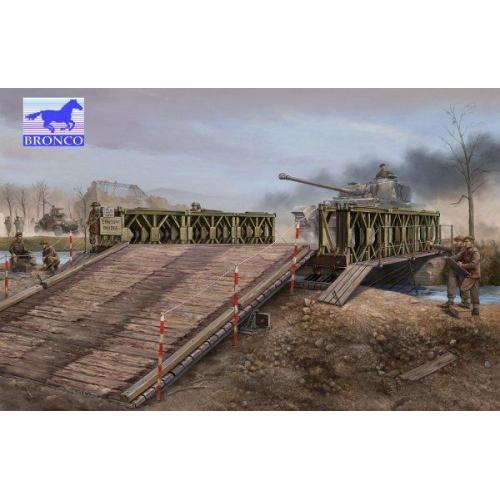 Bailey Bridge Type M2 (CB35012) Масштаб:  1:35