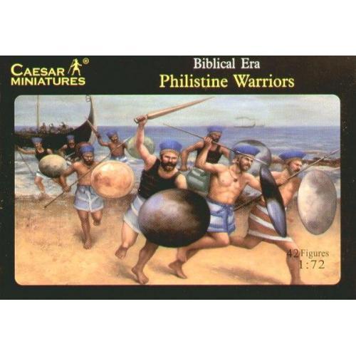 Библейские Филистимские войны (CMH046) Масштаб:  1:72