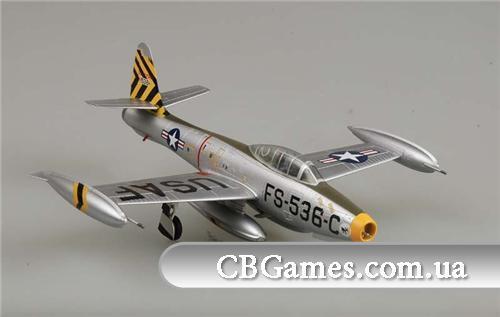 Истребитель-бомбардировщик F84E Thunderjet, Lt.Donald James (EM37106)