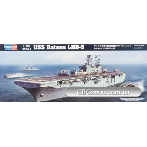 Корабль Bataan LHD-5 (HB83406) Масштаб:  1:700