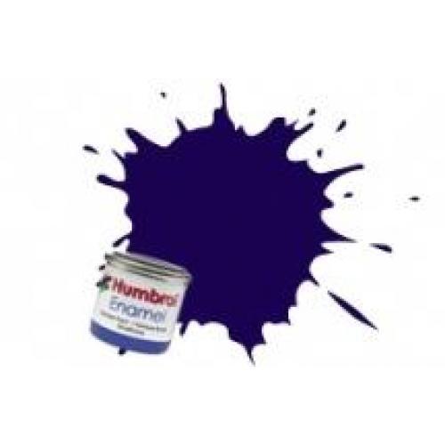 Краска эмалевая HUMBROL фиолетовая глянцевая (HUM-N068)