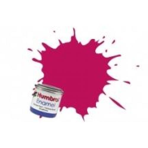 Краска эмалевая HUMBROL малиновая металлик (HUM-N051)