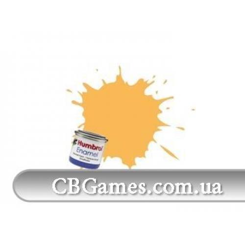 Краска эмалевая HUMBROL тан матовая (HUM-N148)