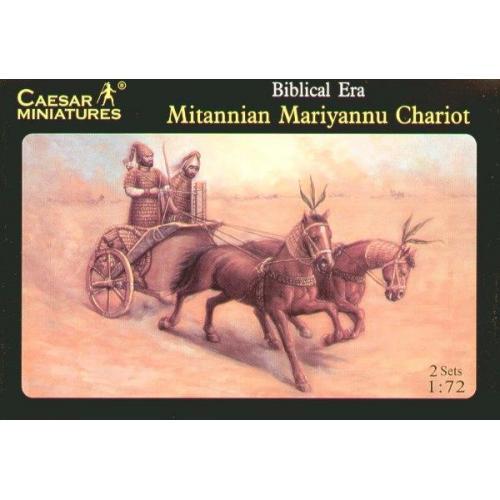 Mitannian Chariots (CMH015) Масштаб:  1:72