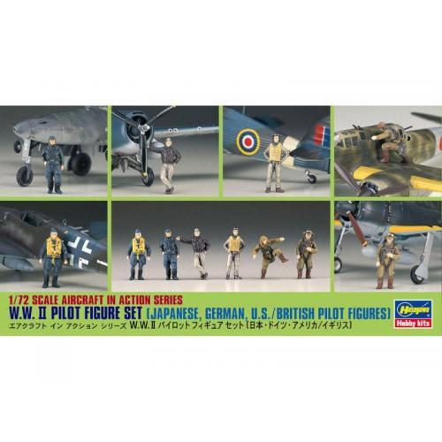 HA35008  Пілоти Другої Світової набір
