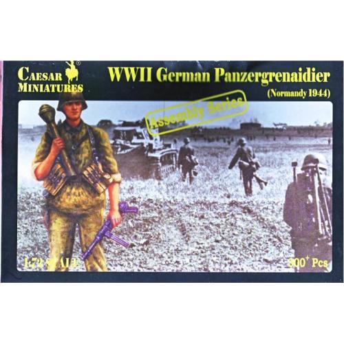 Немецкие гренадеры (Нормандия 1944) (CMM7716) Масштаб:  1:72