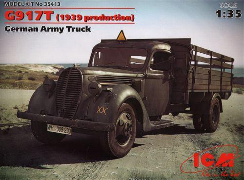 ICM35413  G917T (1939 production) German army truck