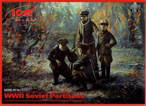 ICM35631  WWII Soviet Partisans