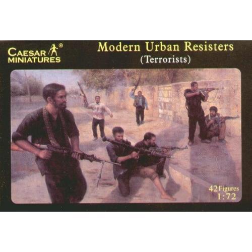 Современные городские террористы (CMH031) Масштаб:  1:72