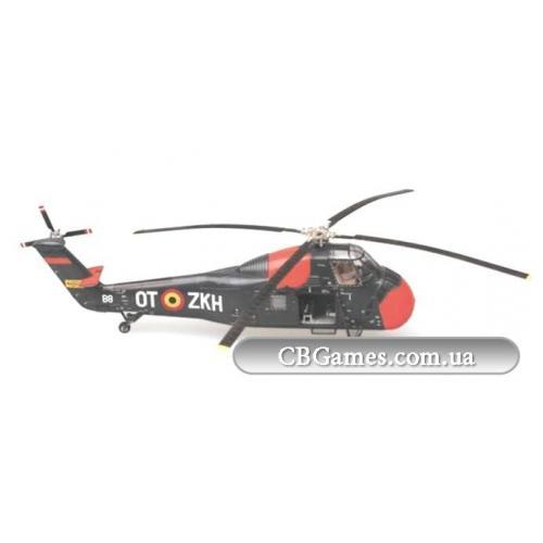 Вертолет H-34 Chostaw ВВС Бельгии (EM37011)