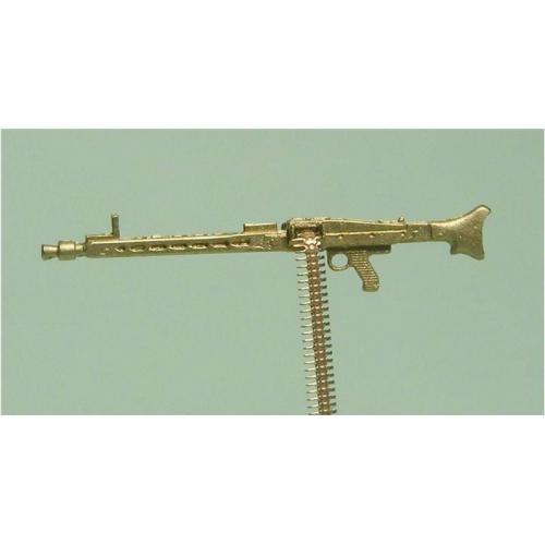 Автомат МГ-42 (MINI7222) Масштаб:  1:72