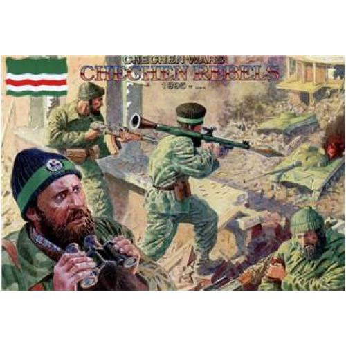Chechen rebels, 1995-2005 (ORI72002) Масштаб:  1:72