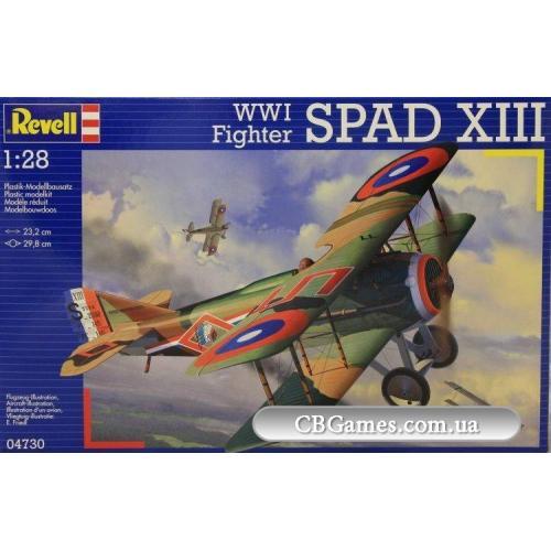 RV04730  Spad XIII WW1 Fighter