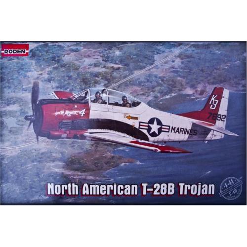 RN441  North American T-28B Trojan