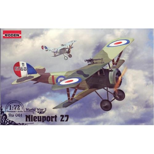 RN061  Nieuport 27c1