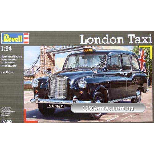 RV07093  London Taxi