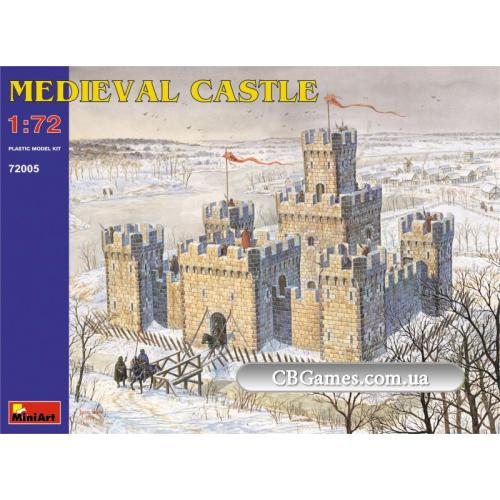 MA72005  Medieval Castle XII - XV c. (Фортеця)