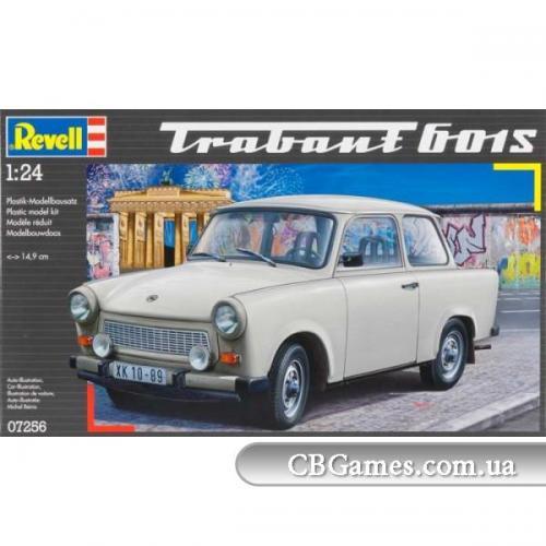 Автомобиль Trabant 601s (RV07256) Масштаб:  1:24
