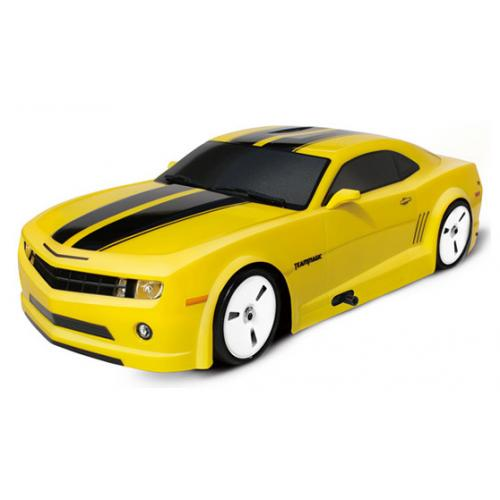 Дрифт 1:10 Team Magic E4D Chevrolet Camaro (желтый) (TM503012-CMR-Y)