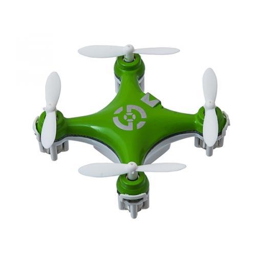 Квадрокоптер нано р/у 2.4Ghz Cheerson CX-10 (зеленый) (CX-10g) АКЦИЯ