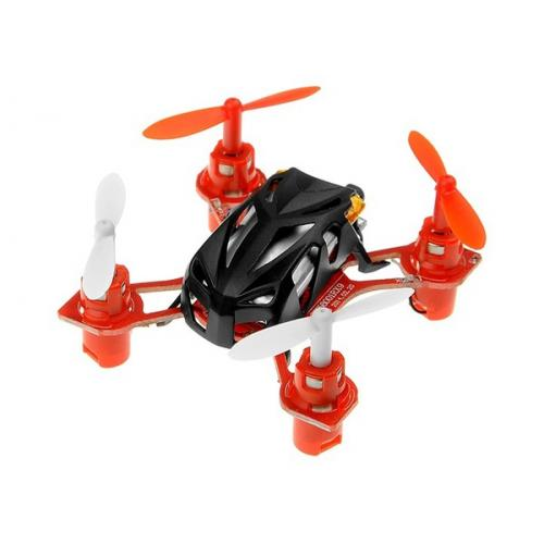 Квадрокоптер нано р/у 2.4Ghz V272 WL Toys Velocity (черный) (WL-V272b) АКЦИЯ