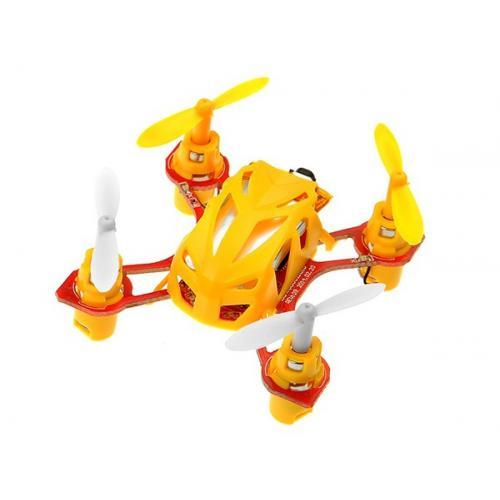 Квадрокоптер нано р/у 2.4Ghz WL Toys V272 Velocity (желтый) (WL-V272y) АКЦИЯ