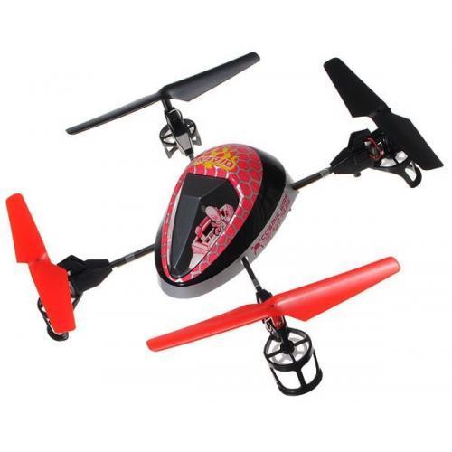 Квадрокоптер р/у 2.4Ghz WL Toys V949 UFO Force (фиолетовый) (WL-V949v) CBGames