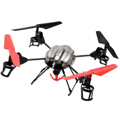 Квадрокоптер р/у 2.4Ghz WL Toys V999 Rescue подъёмный кран (WL-V999) CBGames