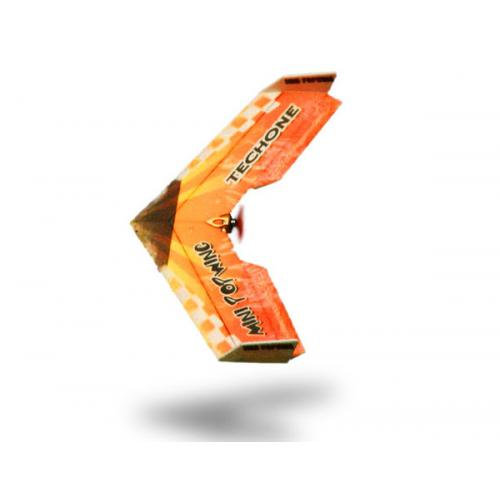 Летающее крыло Tech One Mini Popwing 600мм EPP ARF (красный) (TO-04002R) CBGames