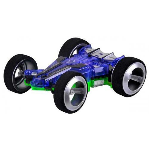 Машинка микро р/у 1:32 WL Toys 2308 Double-faced двусторонняя (синий) (WL-2308b) АКЦИЯ