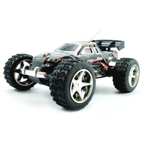 Машинка микро р/у 1:32 WL Toys Speed Racing скоростная (черный) (WL-2019blk)