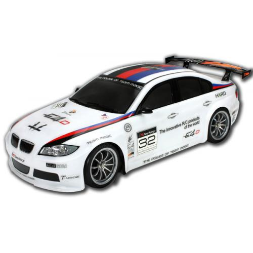 Шоссейная 1:10 Team Magic E4JR BMW 320 (белый) (TM503014-320-W)