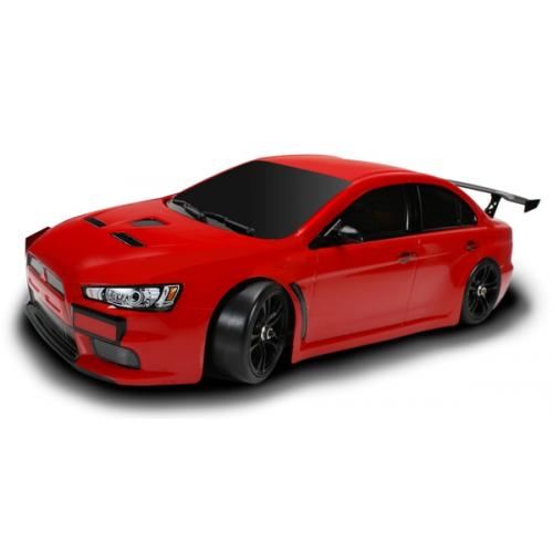 Шоссейная 1:10 Team Magic E4JR Mitsubishi Evolution X (красный) (TM503014-EVX-R)