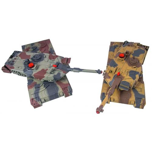 Танковый бой р/у 1:24 HuanQi 558 (HQ-558)