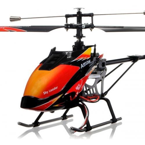 Вертолёт 4-к большой р/у 2.4GHz WL Toys V913 Sky Leader (WL-V913)