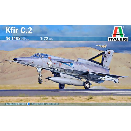 Истребитель Kfir C.2