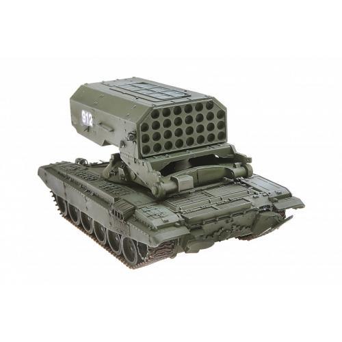 Тяжелая огнеметная система TOС-1