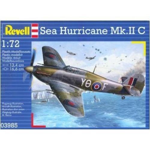 Морской истребитель Hurricane Mk.II 1:72
