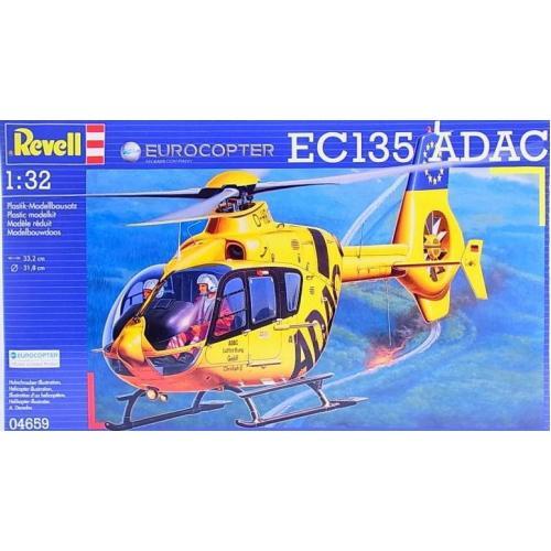 Вертолет EC135 1:32