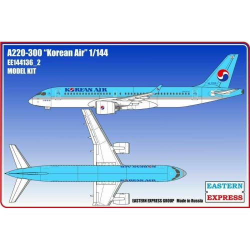 Пассажирский самолет Airbus A220-300