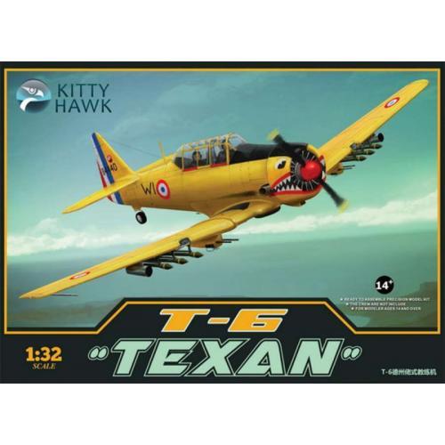 Учебный самолет T-6