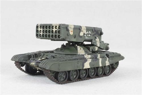 Тяжелая огнеметная система TOС-1 А