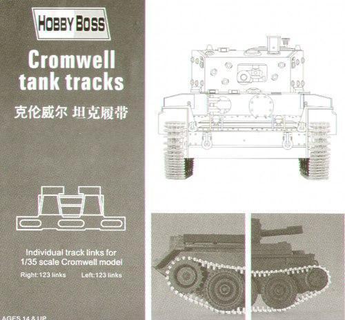 Cromwell Tank tracks 1:35