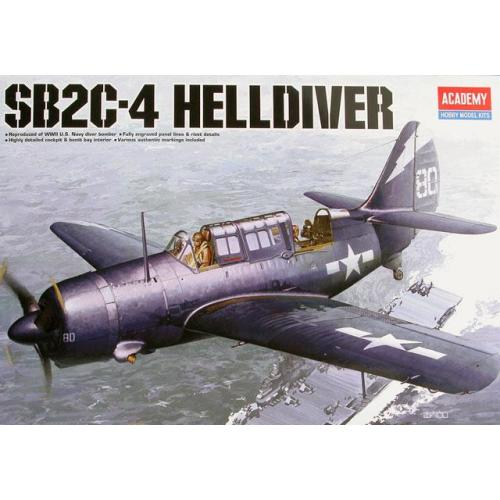 Бомбардировщик SB2C-4