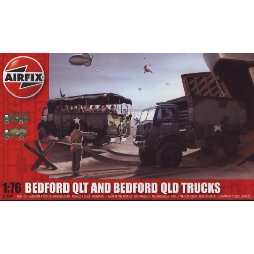 Модель грузовика BEDFORD QT V1 1:76