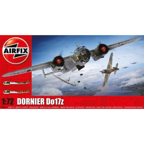 Бомбардировщик Dornier Do17Z 1:72