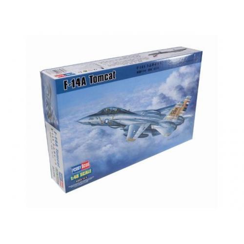 Модель самолета F-14A Томкат 1:48