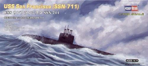 USS San Francisco (SSN-711) 1:700