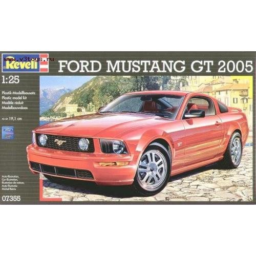 Автомобиль Ford Mustang GT 2005 1:24
